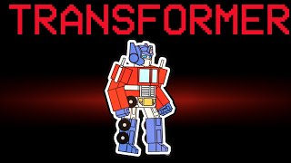 Download among us NEW TRANSFORMER ROLE (mods)