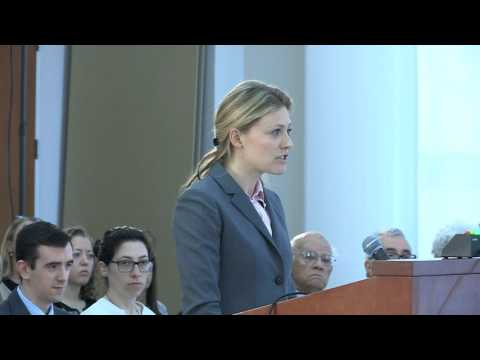 UVA Law's 88th Lile Moot Court Competition Finals, 2017