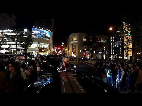 2015-10-31 大阪 アメ村 ハロウィン 1 Halloween JAPAN OSAKA  Real✩Riders