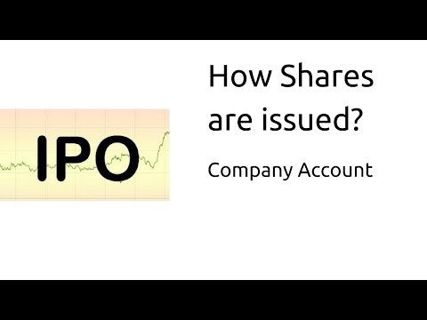 How Shares are Issued | Issue of Shares | CA CPT | CS & CMA Foundation | Class12