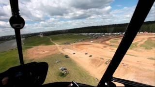 Вид с вертолета на мототрассу(, 2011-06-09T15:32:23.000Z)