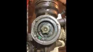 W 210 ремонт рулевой рейки(, 2014-08-11T05:28:44.000Z)
