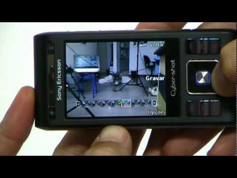 Sony Ericsson C905 - Produtopia