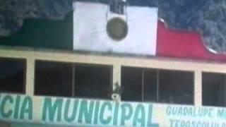 Guadalupe monteverde teposcolula Oax