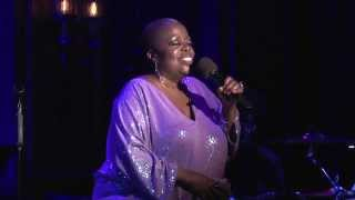 "Lillias White - ""If He Walked Into My Life"" [THE LILLIAS WHITE EFFECT at 54 BELOW]"