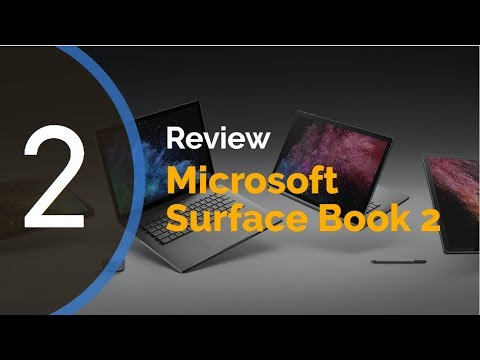 Microsoft Surface Book 2 Review - Hands on Review