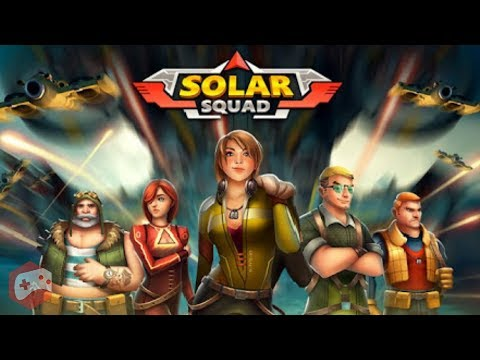 Solar Squad: Space Attack (By ONESOFT) iOS/Android Gameplay Video