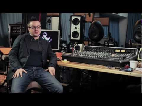 Rik Simpson on working with Coldplay and the SSL Matrix