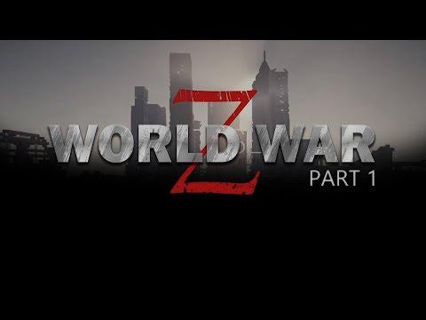 """Minecraft сериал: """"WORLD WAR Z"""" 1 серия. (Minecraft Machinima)"""