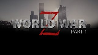 "Minecraft сериал: ""WORLD WAR Z"" 1 серия. (Minecraft Machinima)"