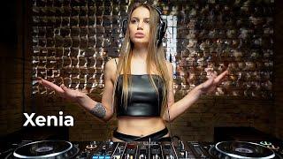 Xenia  - Live @ Radio Intense 16.3.2021 / Techno DJ mix 4K