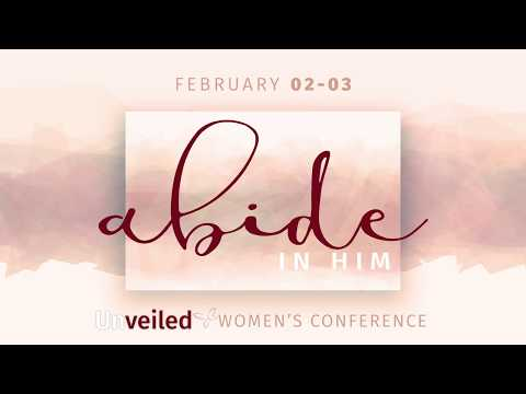2018 Unveiled Women's Conference | Tami Swartz | Saturday morning Breakout