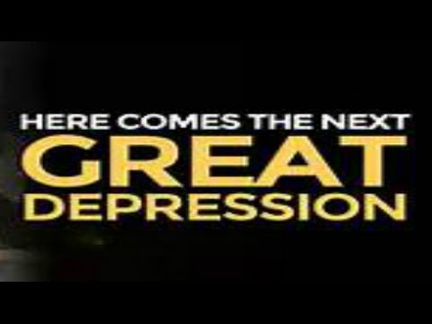 HISTORY repeats itself doorstep Global Great Depression October 2016