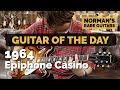 Epiphone Casino Blues - YouTube
