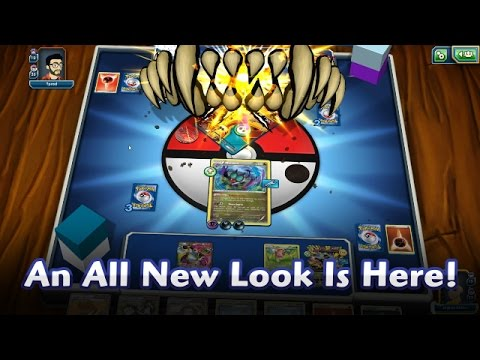 Major Updates For The Pokémon TCG Online!