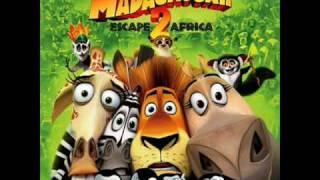 Gambar cover Madagascar 2 - The Traveling Song