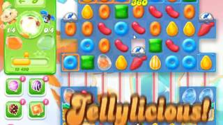 Candy Crush Jelly Saga Level 729 - NO BOOSTERS