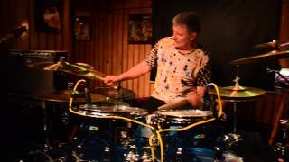 CARL PALMER  - DRUM SOLO - ELP Legacy European Tour 2015