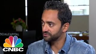 Investor Chamath Palihapitiya Breaks Down Business Into 'Disrupters And The Disrupted' | CNBC