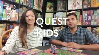Quest Kids - Kickstarter Preview