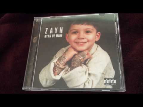 Zayn - Mind Of Mine (Target Deluxe Edition) (Unboxing)