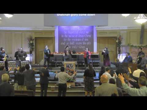"Section 4 Revival Crusade 2016 ""God Factor"" Evangelist Keith Clark"