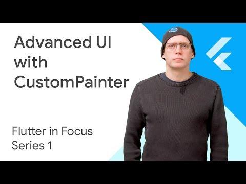 Custom painting in Flutter - Flutter In Focus
