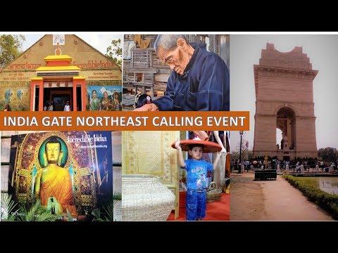Northeast Calling 2017 Event At India Gate, New Delhi