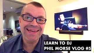"""Afrojack on Underground vs Mainstream Music"" - Phil Morse's DJ School Vlog #5 - How To DJ Tips"