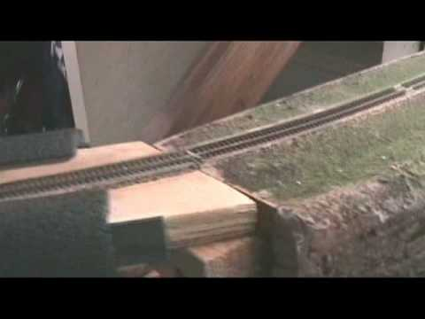Model Railroad VLog: Building a lift out bridge: Part 1