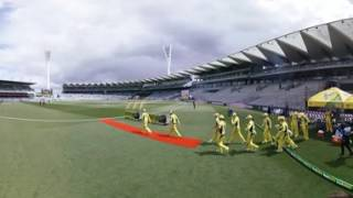 360: International cricket arrives in Geelong