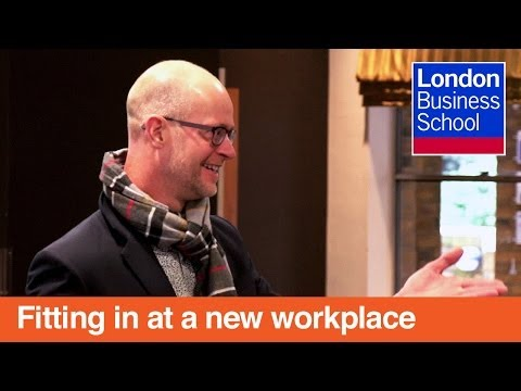 Helping newcomers integrate into a workplace | Dan Cable | London Business School