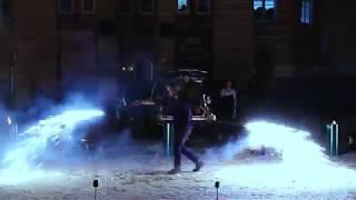 Файер шоу X - fire Borisoglebsk