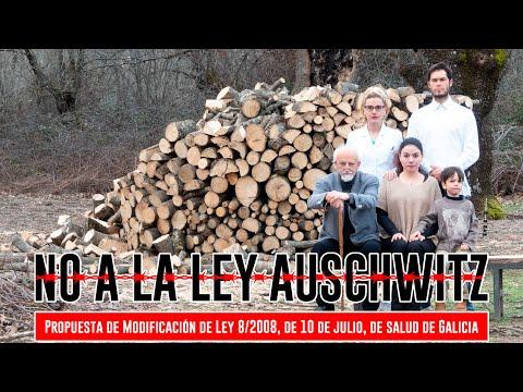 NO A LA LEY AUSCHWITZ | Propuesta de modificación de ley 8/2008, de 10 de Julio, de salud Gallega
