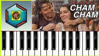 Nachu Me Aaj Chham Chham Chham Song Caustic 3 Piano Cover Hindi Song Ringtone Piano cover #shorts