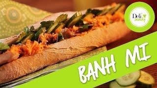Recette Sandwich Vietnamien Banh-Mi