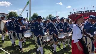 Lenzburger Jugendfest Freischarenmanüver 2018