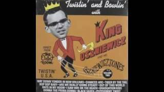 King Uszniewicz - Black Saxes