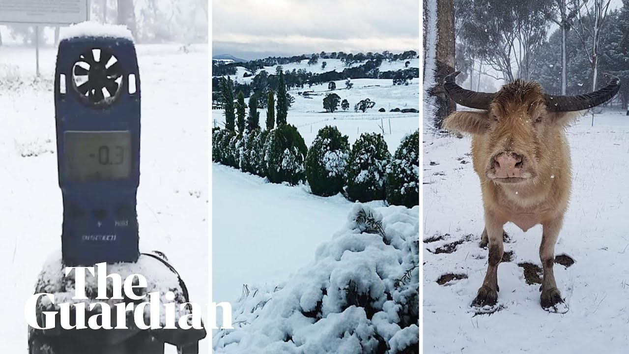Snow in western australia 2019