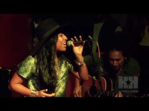 Exclusive: Melanie Fiona's Jam Session At ASCAP's 'Women Behind The Music'