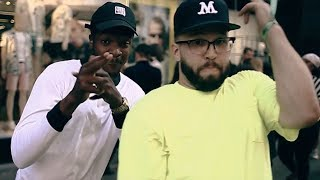 Смотреть клип Andy Mineo, Guvna B - Keepin It Movin Am & Guv Demo