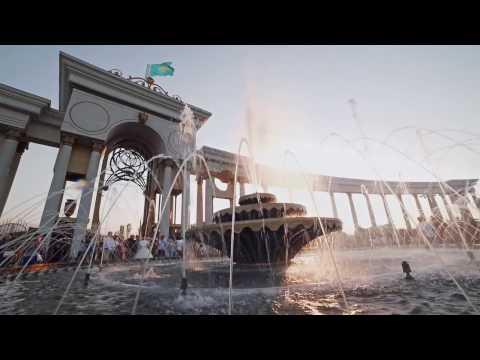 A VIEW OF KAZAKHSTAN