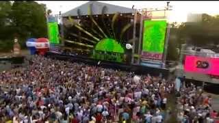 Akcent - Przez Twe Oczy Zielone (Ostróda 2015)