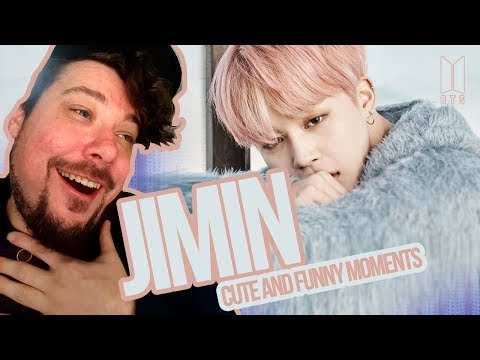 Mikey Reacts to Jimin Cute and Funny Moments