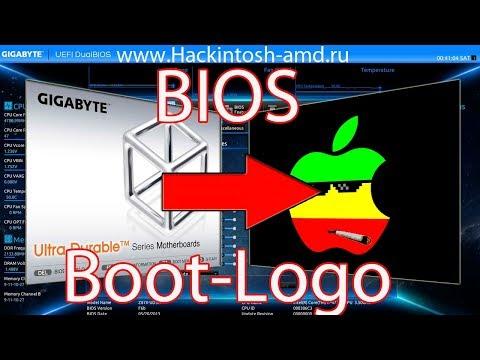Как поменять логотип BIOS €� UEFI Tool Logo Bios Hackintosh
