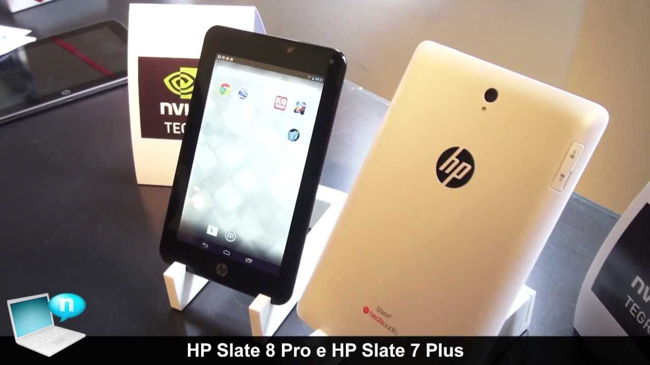 Hp slate 7 plus 4200 ee