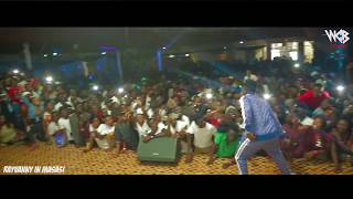 Rayvanny live performance in (MASASI )part2