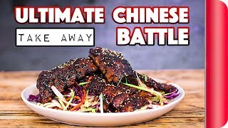 The ULTIMATE CHINESE 'TAKE AWAY' BATTLE