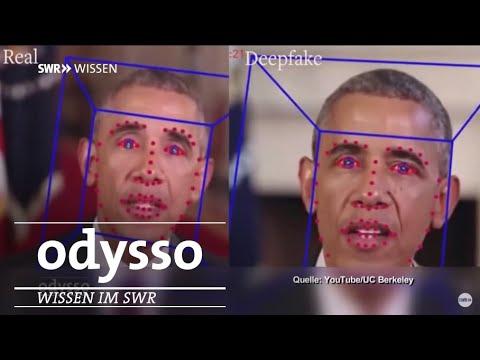 Täuschung mit Deepfakes | Odysso – Wissen im SWR