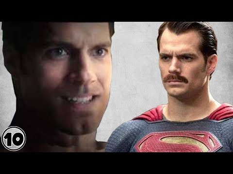 Top 10 Dumbest CGI In Superhero Movies